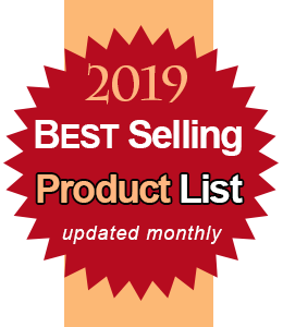 Best Selling Product List 2018